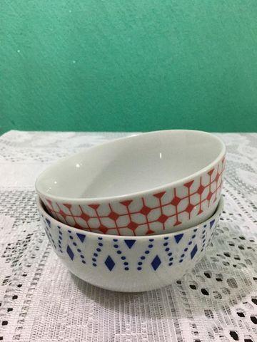 Tigela Carrefour home de Porcelana