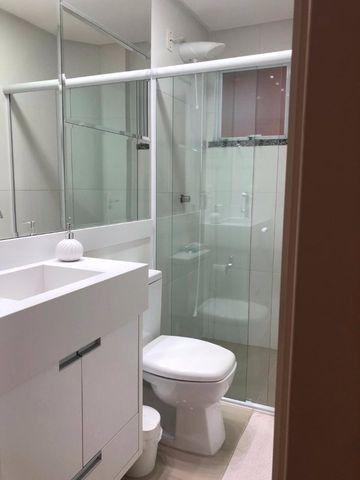 Apartamento à 300m mar com 02 dorms, novo, excelente mobilia!!! - Foto 6