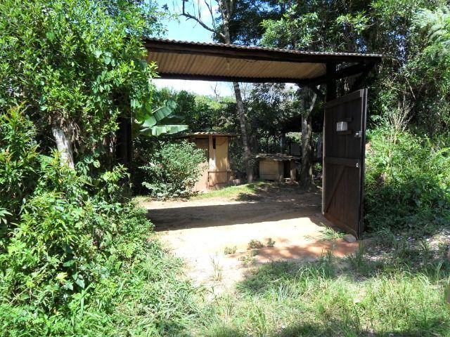 Chacra casa com doc ok 50 mil mais parcelas - Foto 5