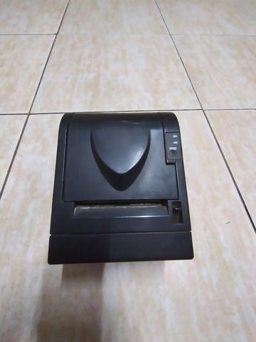 Impressora térmica Elgin nix serial