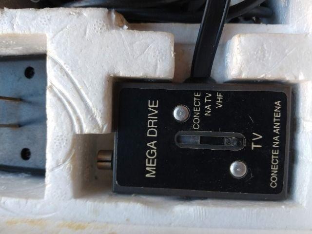 Video Game Sega Mega Drive Tec Toy para Colecionadores - Foto 6