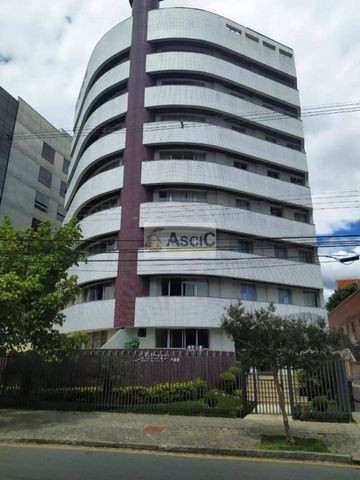 Apartamento para alugar no bairro Centro Cívico, Curitiba, PR