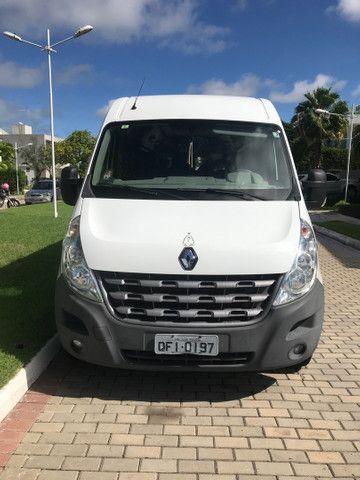Van Master Renault Microonibus 2016 - Foto 4