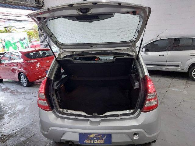 Renault Sandero 2012 Exp. 1.6 Completo + GNV - Foto 3