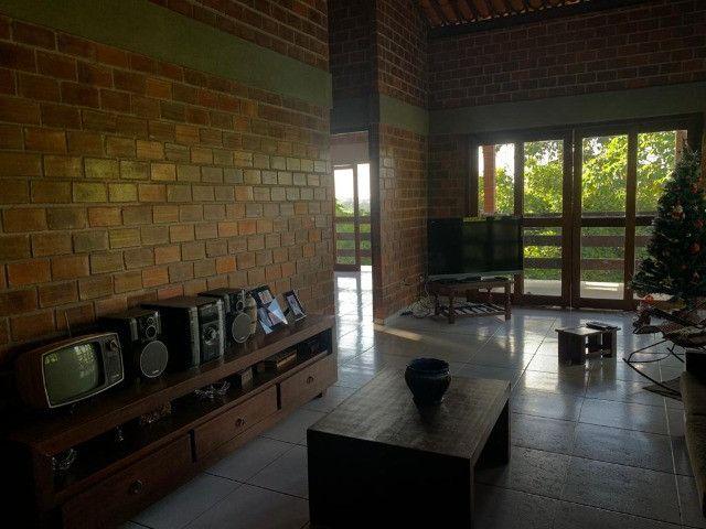 Casa rústica com mirante, em condomínio de Aldeia - Foto 7