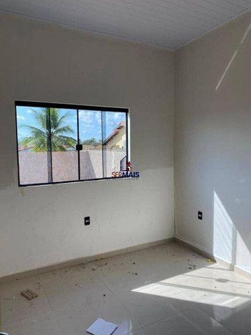 Casa com 2 dormitórios à venda por R$ 145.000 - Orleans Ji-Paraná II - Ji-Paraná/RO - Foto 7