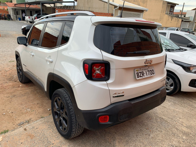 Jeep Renegade 2.0 Limited (Diesel) 4x4 - 2018 / Unico dono  - Foto 4