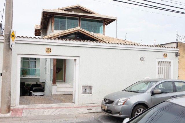 Casa nova com 3 quartos no Bairro Renascença com 4 vagas de garagem e espaço gourmet - Foto 2