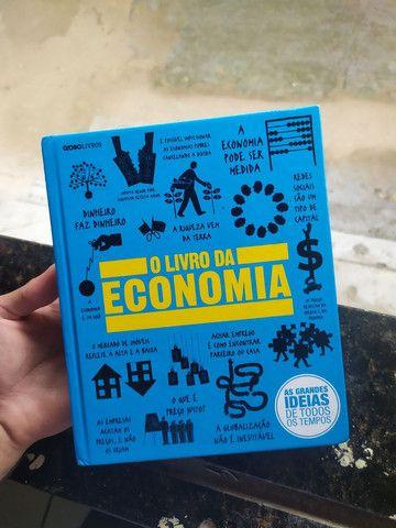 Livros da economia Economize comprando por aqui.