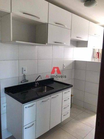 Apartamento com 3 dormitórios para alugar, 86 m² por R$ 1.600,00/mês - Jardim Tropical - R - Foto 14