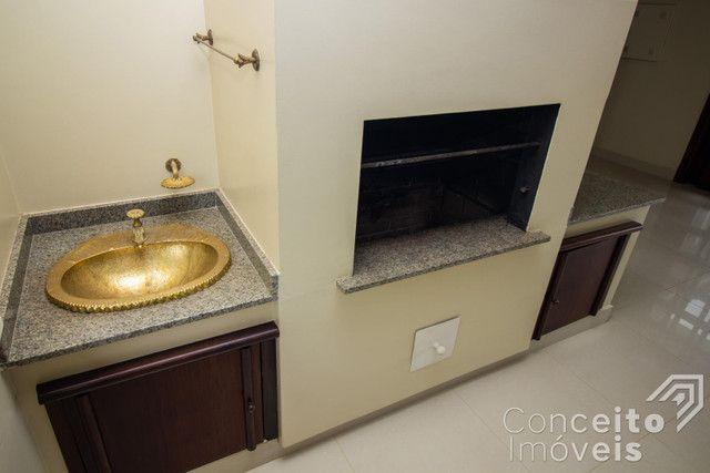 Casa para alugar com 4 dormitórios em Jardim carvalho, Ponta grossa cod:393230.001 - Foto 20