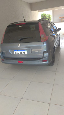 Peugeot 206 sw oportunidade imperdível - Foto 6