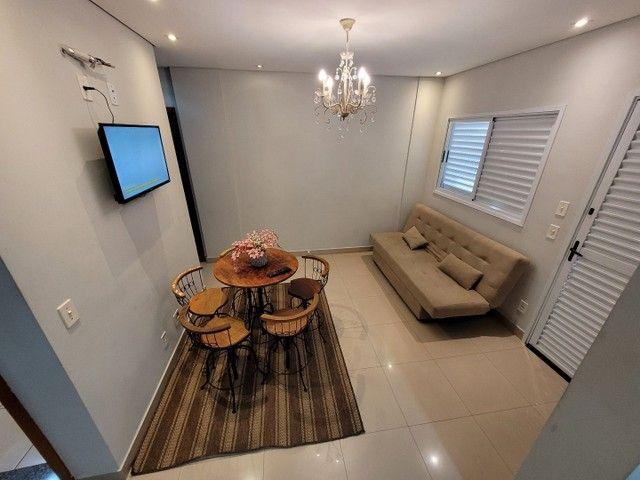 Apartamentos mobiliados de TEMPORADA NOVINHO  - Foto 4