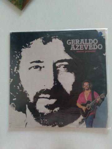 Vinil de Geraldo Azavedo (cinco Lp's) - Foto 3