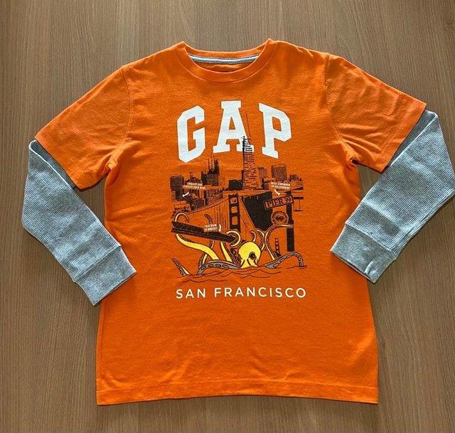 Camiseta GAP original - Foto 4