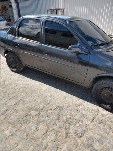 Corsa Millenium 2001 emplacado concervado - Foto 4