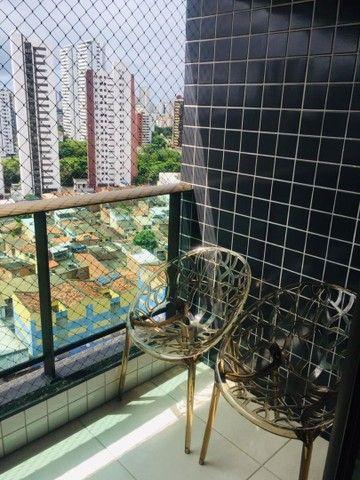 Apartamento à venda, 110 m² por R$ 795.000,00 - Madalena - Recife/PE - Foto 6