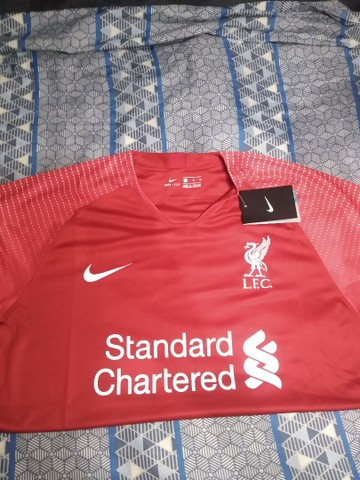 Camisa/time/Liverpool