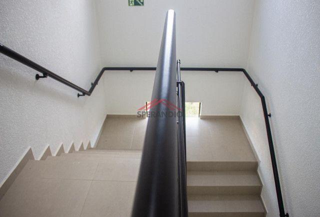 Edifício Vivere - Apto novo, 01 suíte + 02 quartos, 02 garagens, aceita veículo, na Avenid - Foto 15
