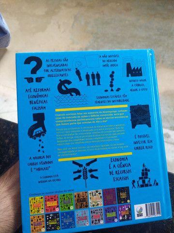 Livros da economia Economize comprando por aqui. - Foto 2