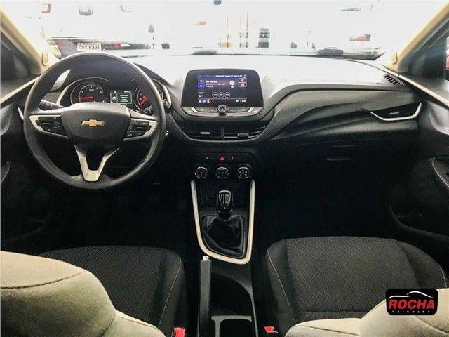 Chevrolet Onix 2020 1.0 flex lt manual - Foto 10