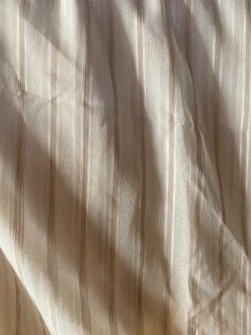 Tecido Gaze de Linho para Cortina 2.8 x 8.2m - Foto 6