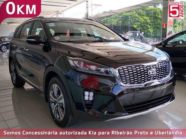 SORENTO 2020/2020 3.5 V6 GASOLINA EX 7L AWD AUTOMATICO - Foto 8