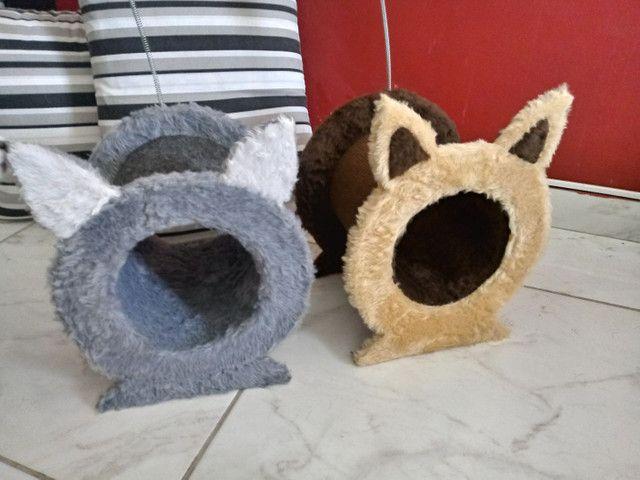 Arranhador tunel de gato - Foto 5