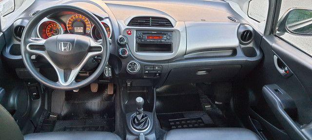 Honda Fit LX 1.4 flex impecável,  todo revisado  - Foto 18