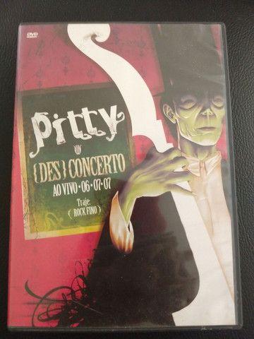 Pitty ao vivo ( Des) Concerto