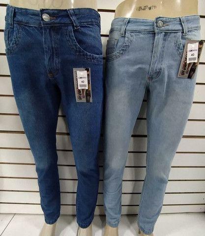 Calça jeans 100% - Foto 2