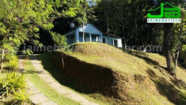 Ótimo sítio 90 mil m² c/ 3 casas em Vale das Pedrinhas - Guapimirim/RJ - Foto 9