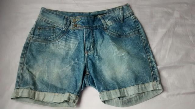 Shorts boyfriend pacific blue