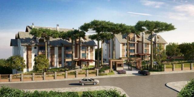 Apartamento com 2 dormitórios à venda, 86 m² por r$ 873.690,41 - bavária - gramado/rs