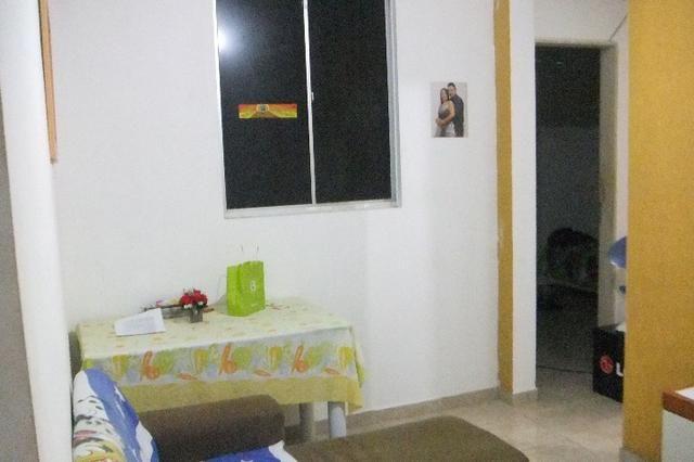 Apartamento 2 qts Serraria