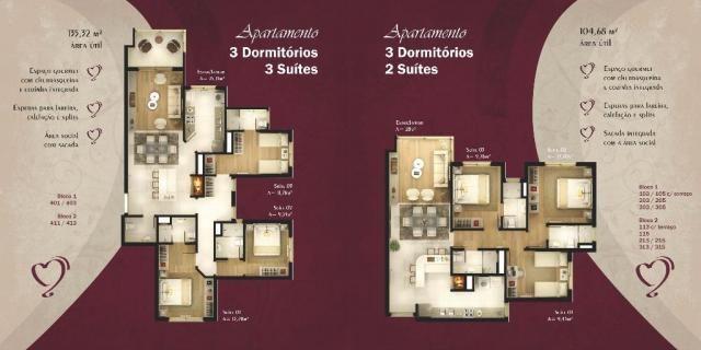 Apartamento com 2 dormitórios à venda, 86 m² por r$ 873.690,41 - bavária - gramado/rs - Foto 9