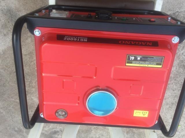 Gerador de energia Nagano 1.8w 220v valor 850.00 - Foto 3