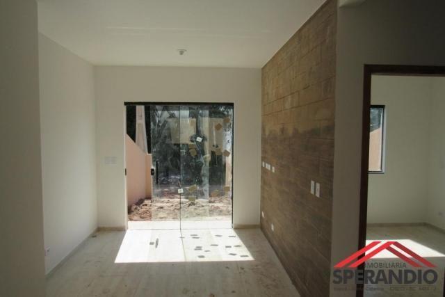 Casa nova c/ 45m², 2 quartos, baln. itapoá, r$140.000,00 - Foto 2