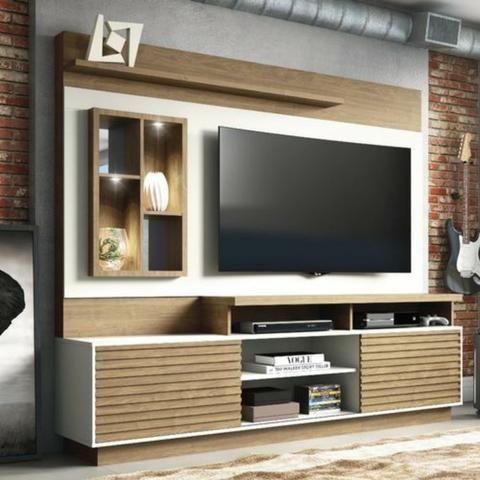 Home para TV Eldorado até 65 Polegadas 2 Portas