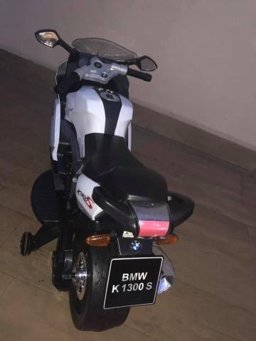 Vende-se Moto Elétrica BMW (pouco uso) - Foto 2