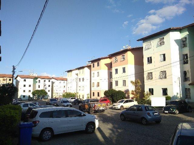 No Sobradinho, AP - Já incluso água e taxa de condomínio incluso só 500,00 - Foto 3