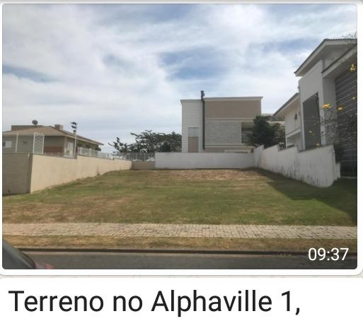 Terreno no Alphaville I