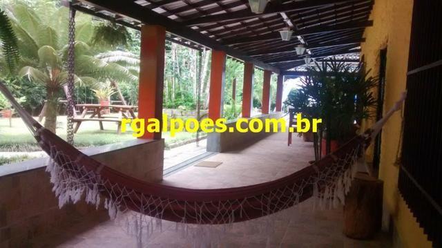 G 1423, Sítio de 2.000m² com piscina, churrasqueira próximo a Rio-Petrópolis - Foto 5