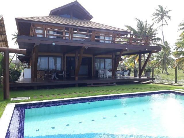 Casa de Praia Beira Mar Muro Alto (cod.16)
