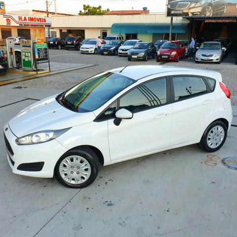 Ford New Fiesta 1.5 2015 - Completo *Extra - Foto 3
