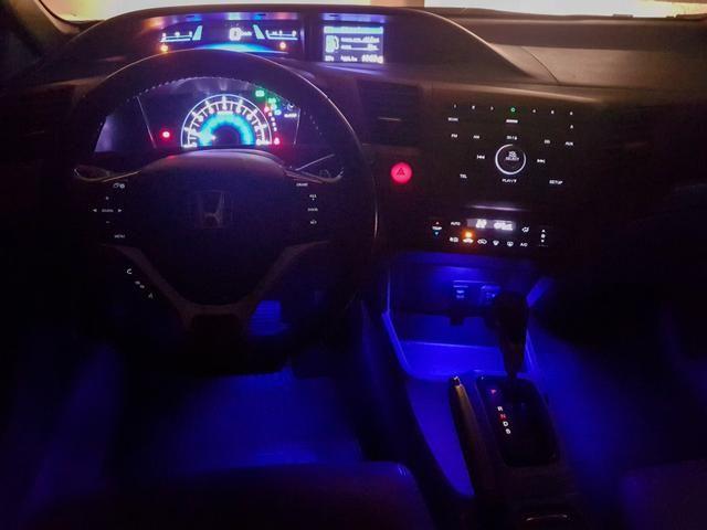 Honda civic lxr 2014 flex one - Foto 2