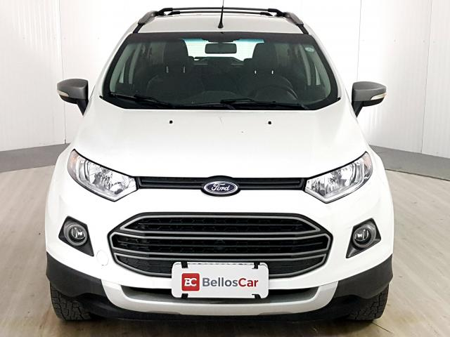 Ford EcoSport FREESTYLE 2.0 16V 4WD Flex 5p - Branco - 2017 - Foto 5