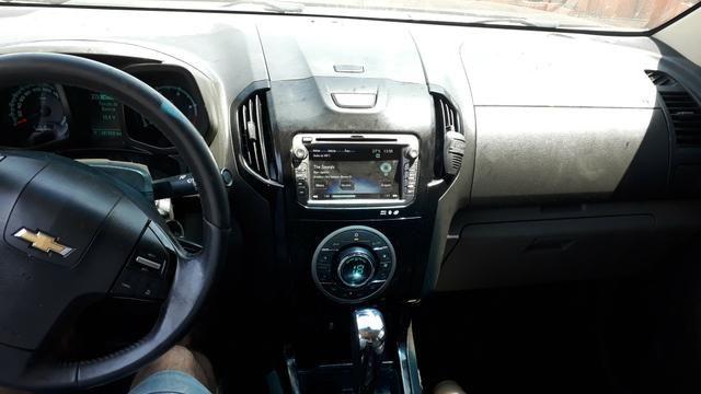 Urgente vendo S10 ltz aut diesel motor 200cv 98 mil no Dinheiro - Foto 4
