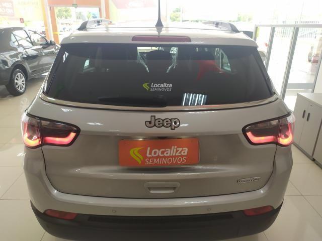 JEEP COMPASS 2018/2018 2.0 16V FLEX LONGITUDE AUTOMÁTICO - Foto 3