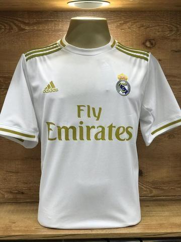 Camisetas Clubes Europeus Primeira Linha - Foto 2